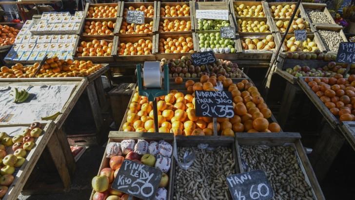 Sobre el precio de las verduras