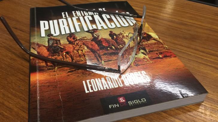 <em>El enigma de Purificación</em>, deLeonardo Borges