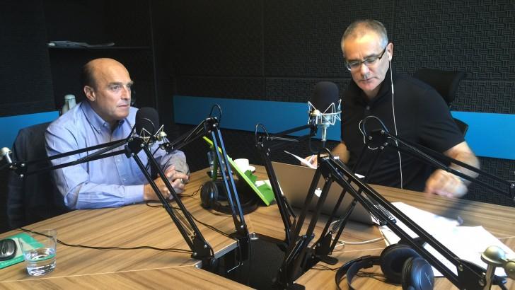 "Martínez: ""Montevideo necesita un shock infraestructural"""