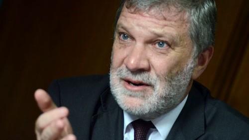 """Roberto Kreimerman (ex ministro de Industria): """"En el Gobierno anterior la información sobre el TISA fue fragmentada y tardía"""""""