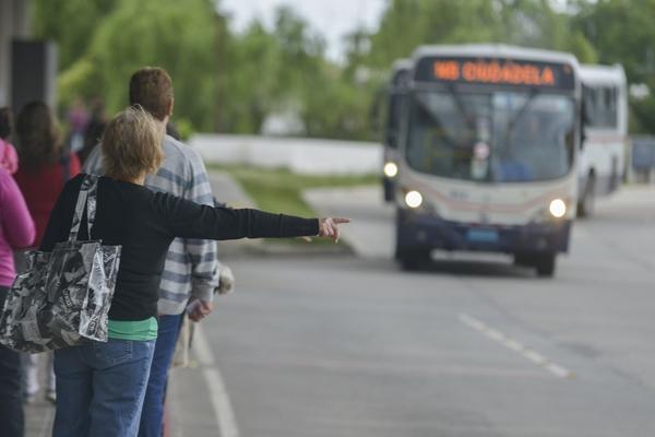 Sobre el transporte colectivo