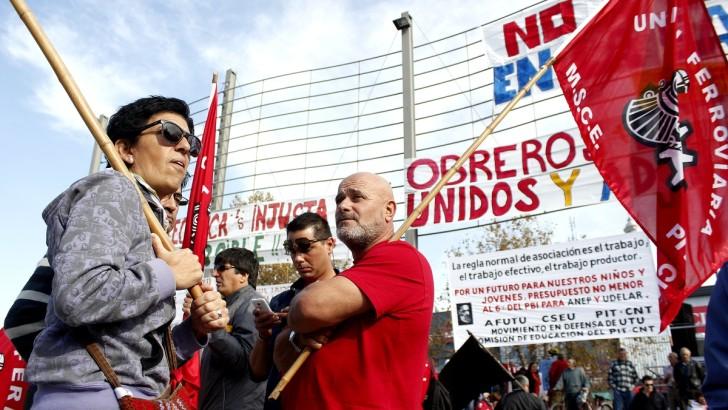 Tabaré Vázquez disertará en sesión inaugural del XII Congreso del PIT-CNT