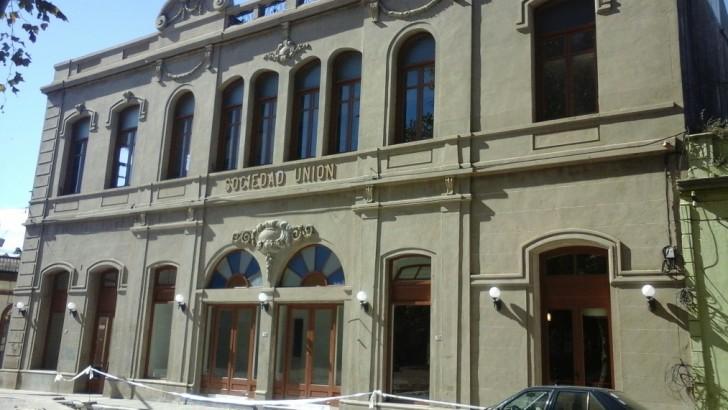 Reinauguración del Teatro Sociedad Unión de San Carlos
