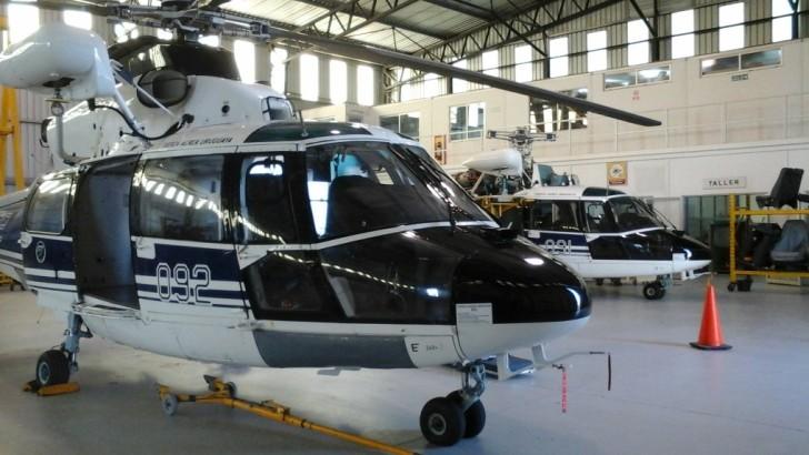 Helicópteros para emergencias