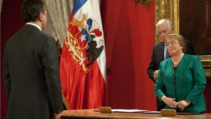 Chile: Bachelet y un «viraje a la derecha»