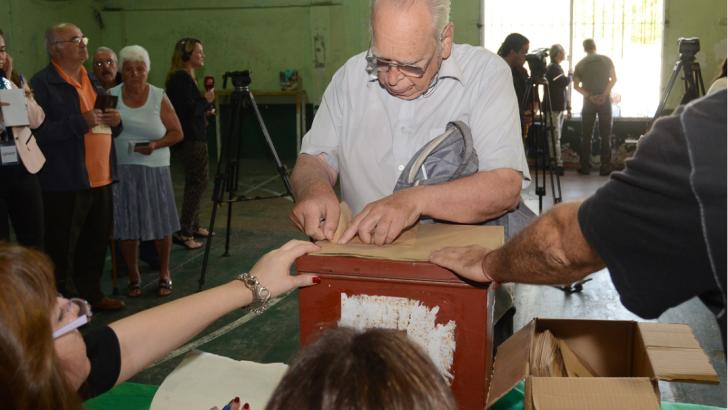 Wilfredo Penco despejó dudas acerca de las elecciones del domingo