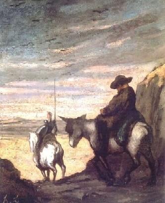 Don Quijote VIII.  Los errores también juegan