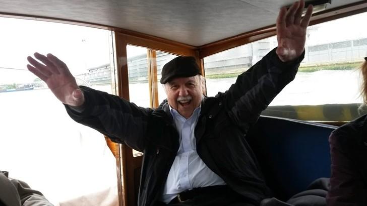 Celebrando la vida de Carlos Maggi (1922-2015)