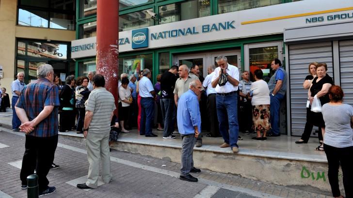 Grecia está entre la zona euro o el «abismo»