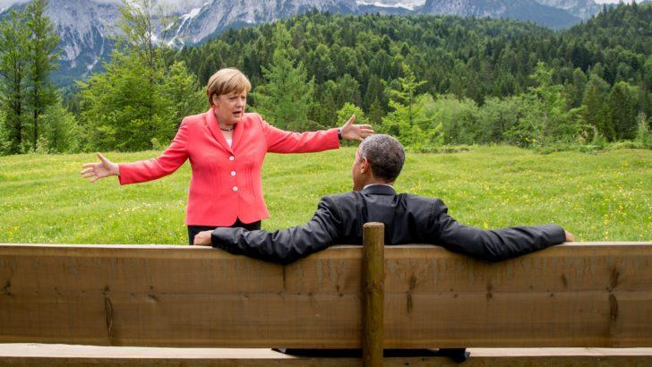 Cumbre del G7: Acuerdos sobre cambio climático, Medio Oriente, Grecia y Rusia