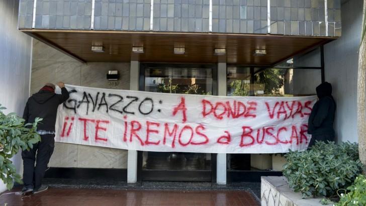 Ministerio del Interior: La tobillera de Gavazzo «es igual a la usada para los casos de violencia doméstica»