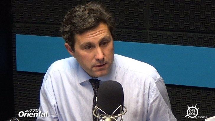"""Diego Labat (director de ANCAP, P. Nacional): El ente """"va a precisar una capitalización"""""""