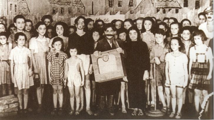 Niños uruguayos interpretan la ópera infantil <em>Brundibár</em>, símbolo de paz y liberación
