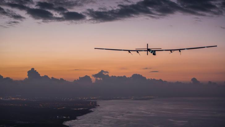 Avión Solar Impulse demuestra que el transporte comercial puede valerse del desarrollo de las energías renovables
