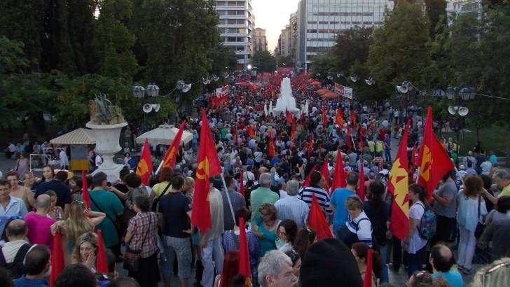 Referéndum en Grecia: Segunda crónica del corresponsal itinerante de En Perspectiva