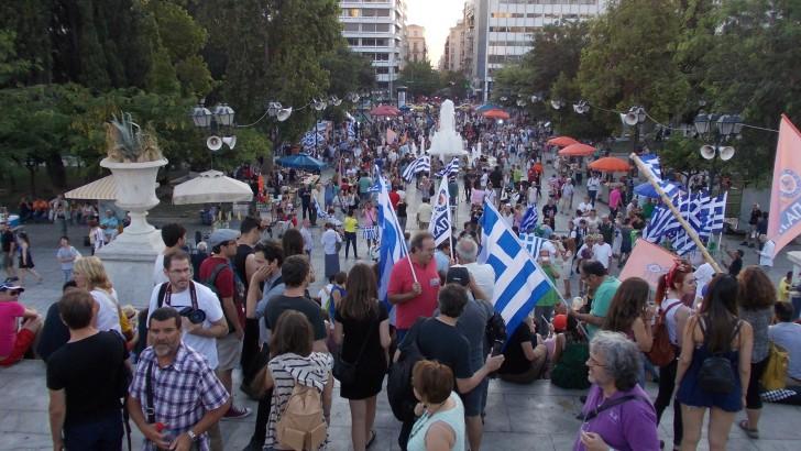 Ganó el «NO» en Grecia: Crónica desde Atenas del corresponsal itinerante de En Perspectiva