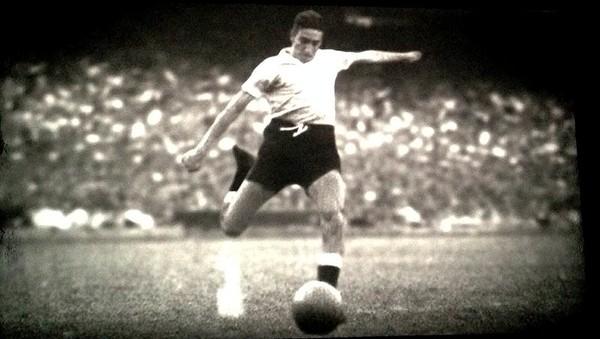Ghiggia: Usted es eterno como el gol