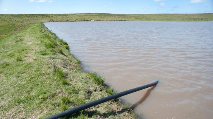 Lluvias no revierten déficit hídrico en el corto plazo