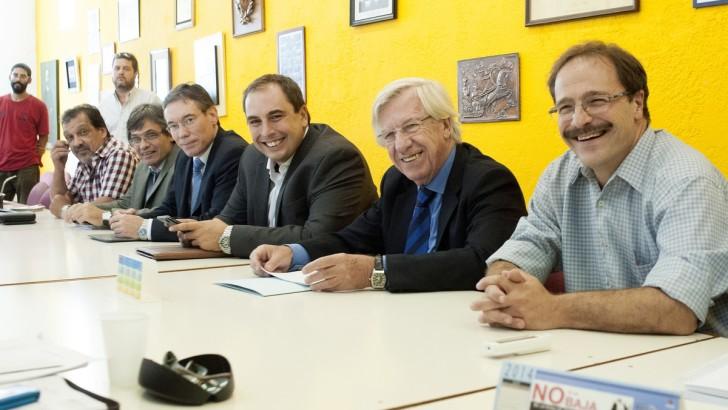 """Martín Vallcorba, asesor del MEF: """"No estamos trabajando para ajustar las pautas salariales"""""""