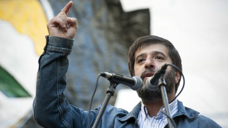 """Fernando Pereira (presidente del PIT-CNT): """"Lineamientos salariales del gobierno favorecen claramente a empresarios"""""""