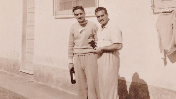 Antes del Maracanazo: Imágenes inéditas de la concentración celeste en el Mundial de 1950