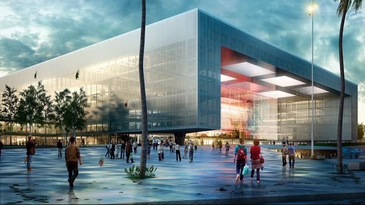 El costo del Antel Arena es «información reservada»