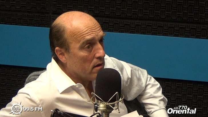 Daniel Martínez preocupado por el déficit de la Intendencia de Montevideo: «Hay que ordenar la casa»