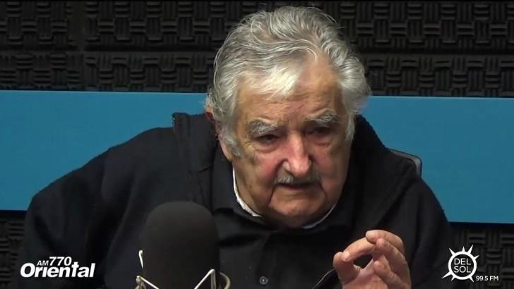 """Mujica: """"Nuestro gobierno le aflojó la rienda a la inversión pública deliberadamente"""""""