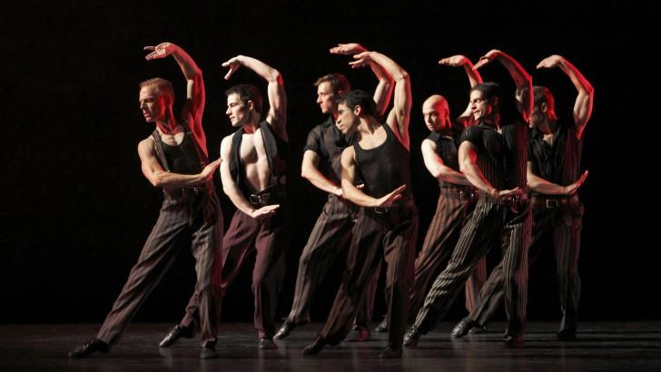 Paul Taylor Dance Company en el Auditorio del Sodre