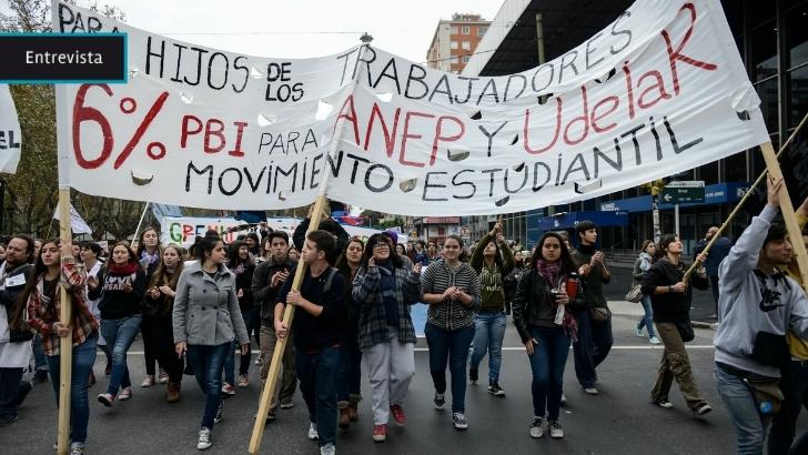 Emiliano Mandacen (ADES): «No hay ningún espacio de negociación real con el Poder Ejecutivo»