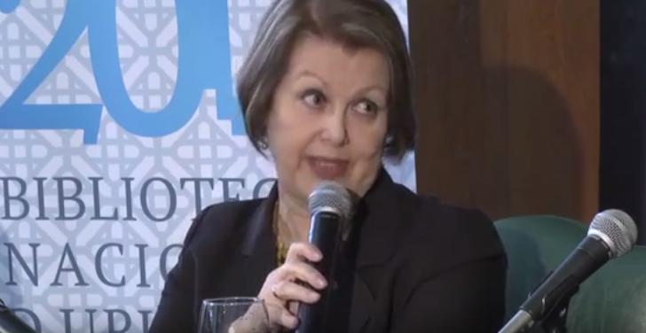 """""""Es importante que la Biblioteca no sea montevideana, que sea nacional"""", dice su directora"""