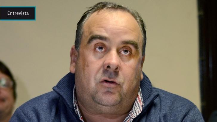 """Fernando Pereira (PIT-CNT): """"No me consta» que la divulgación del video del Ceprili haya sido una operación política"""