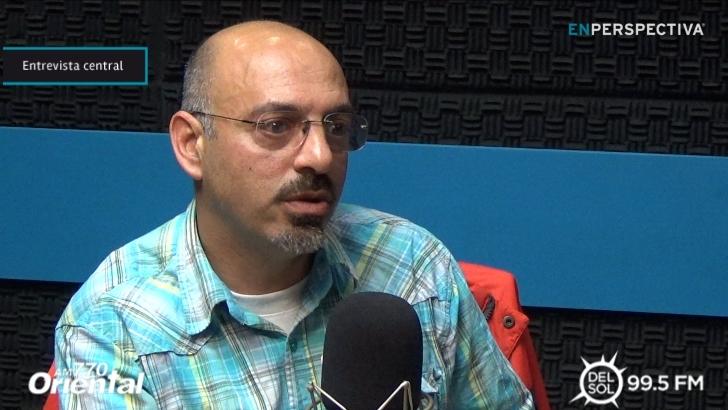 Marcelo Abdala (secretario del PIT-CNT): «La sociedad uruguaya quiere que los cambios no se detengan»
