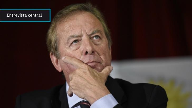 Carlos Moreira (intendente de Colonia): La anterior gestión hizo obras «innecesarias» y «carísimas»