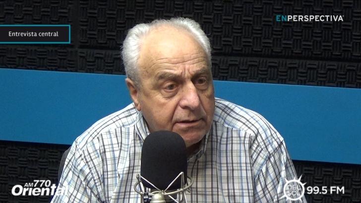 Ministro Víctor Rossi: «Mi aspiración es invertir algunos pesos más de lo anunciado»