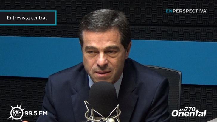 Ernesto Talvi: Gobierno de Vázquez es «la mejor versión del Frente Amplio en los diez años que le ha tocado administrar»