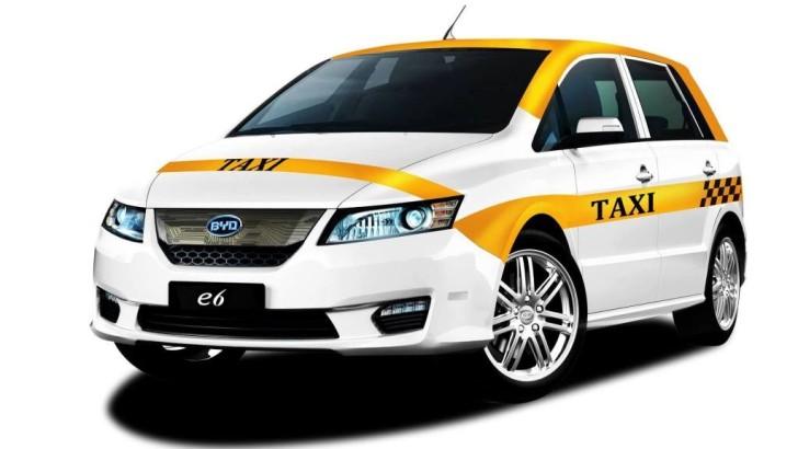 Taxis eléctricos comienzan a circular por Montevideo