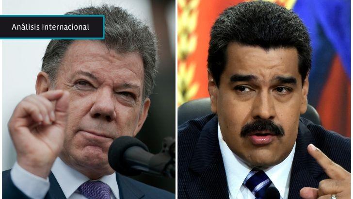 Crisis Colombia-Venezuela: Nadie espera que haya una apertura de la frontera tras la reunión entre Santos y Maduro