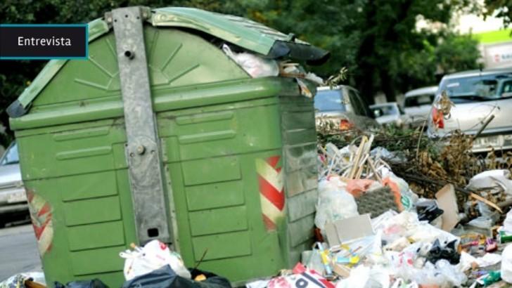"""Néstor Campal (Intendencia de Montevideo): La flota de camiones de limpieza es """"muy ajustada"""""""