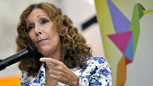 Constanza Moreira y los recursos del Ministerio de Defensa