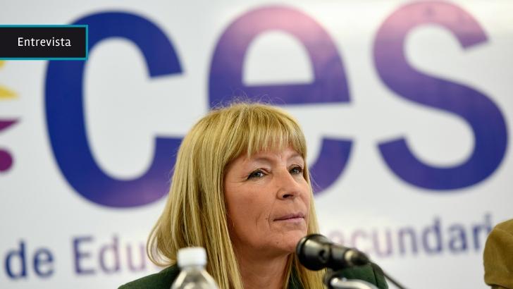 """Celsa Puente: La interrupción de clases """"no puede ser la única forma de llamar la atención sobre los reclamos"""""""