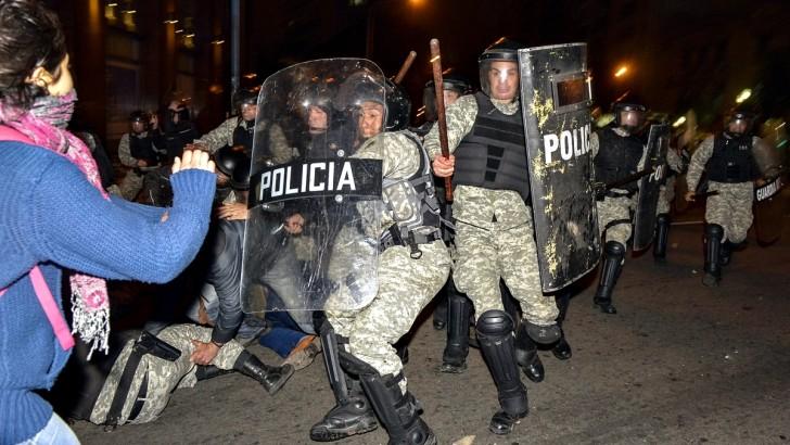 Sobre Policía y democracia