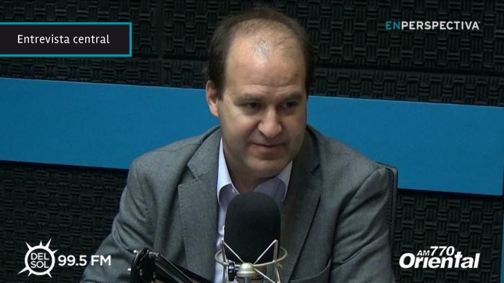"""Julio Trostchansky (presidente del SMU): """"ASSE no tiene un planteamiento estratégico para los próximos cinco años"""""""
