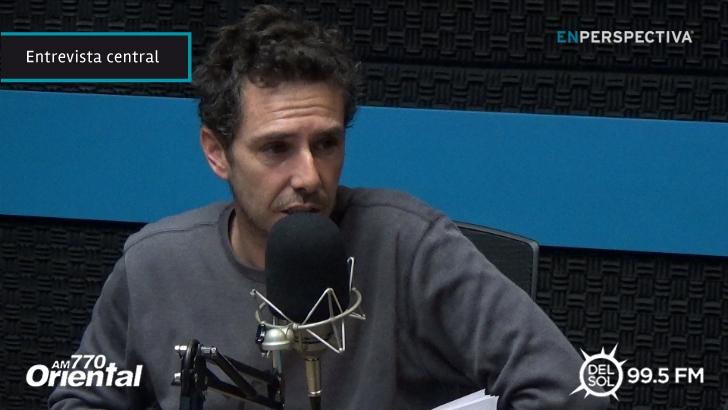 """Diego Fernández (Asoprod): Uruguay se perderá """"la ola"""" del cine latinoamericano si no invierte en el sector"""