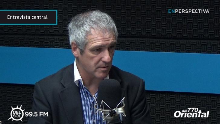 """Ramón Méndez: """"Uruguay es gran candidato a recibir mucho dinero del fondo verde"""" para adaptación al cambio climático"""