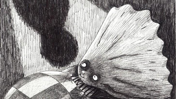 <em>La melancólica muerte de Chico Ostra</em>, <nobr>de Tim Burton</nobr>