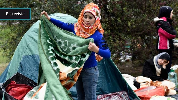 Con las próximas familias sirias hay que ser más «brusco» a la hora de transmitir información, dice secretario de DDHH