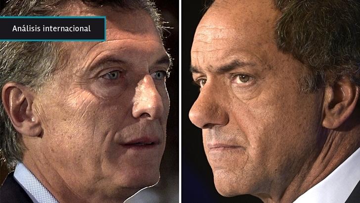 Elecciones en Argentina: Batacazo de Macri muestra un cambio en la cultura política que los sondeos no captaron