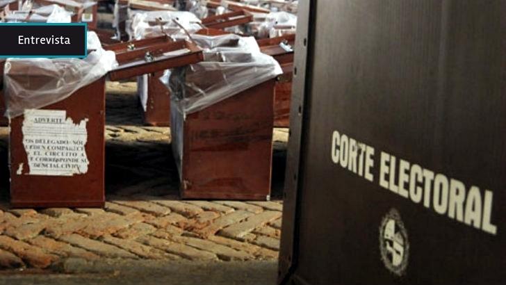 La Corte Electoral corre riesgo de entrar en «parálisis» si no se atienden rubros presupuestales urgentes