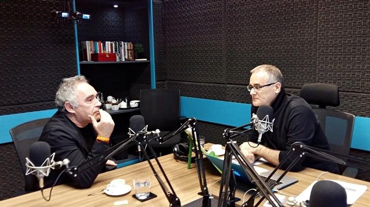 """<em>En Perspectiva 2015</em><br>Entrevista con el chef español Ferran Adrià: Para la innovación """"no hay recetas"""""""